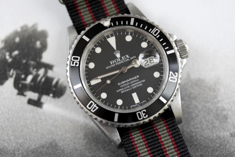 Iconic watch - Rolex Submariner